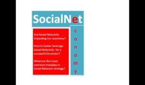 SocialNetConomy